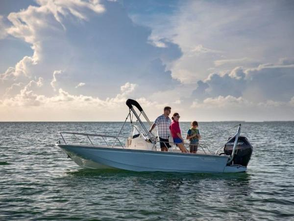 2021 Boston Whaler boat for sale, model of the boat is 170 Montauk & Image # 47 of 86