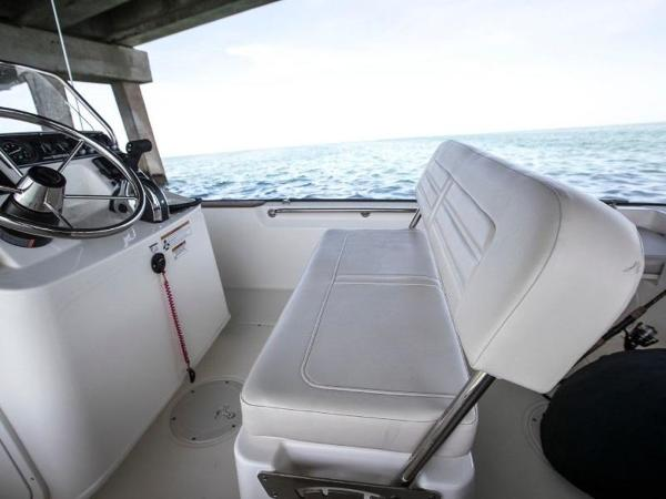 2021 Boston Whaler boat for sale, model of the boat is 170 Montauk & Image # 48 of 86
