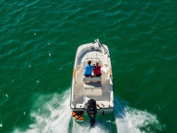 2021 Boston Whaler boat for sale, model of the boat is 170 Montauk & Image # 51 of 86