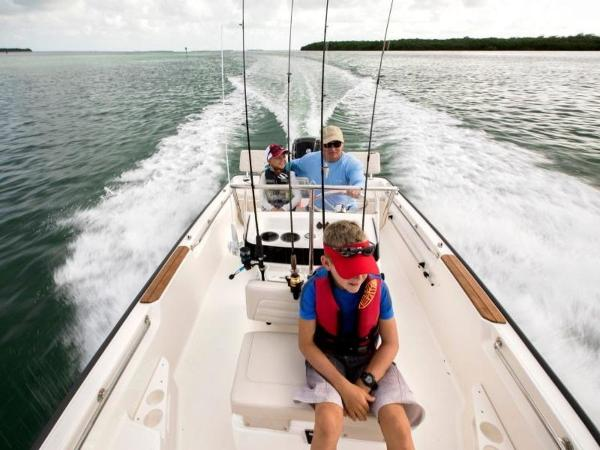 2021 Boston Whaler boat for sale, model of the boat is 170 Montauk & Image # 52 of 86