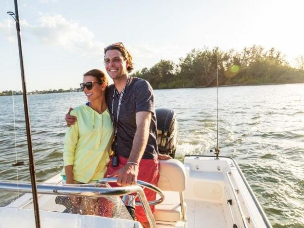 2021 Boston Whaler boat for sale, model of the boat is 170 Montauk & Image # 54 of 86