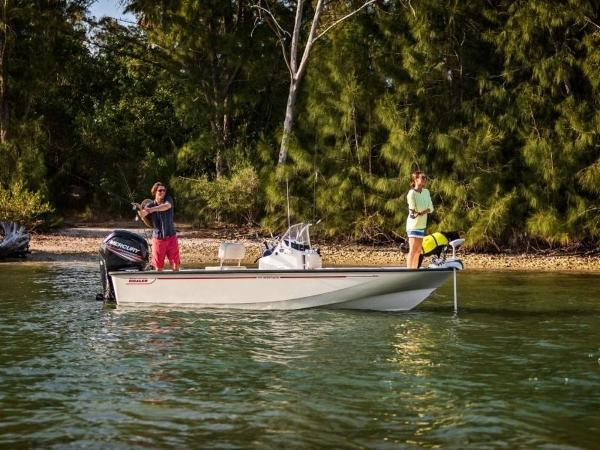 2021 Boston Whaler boat for sale, model of the boat is 170 Montauk & Image # 61 of 86