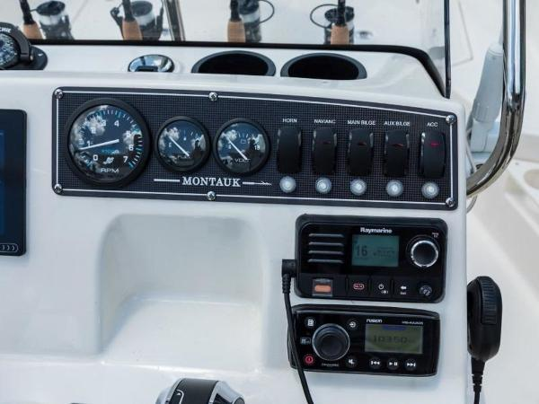 2021 Boston Whaler boat for sale, model of the boat is 170 Montauk & Image # 74 of 86