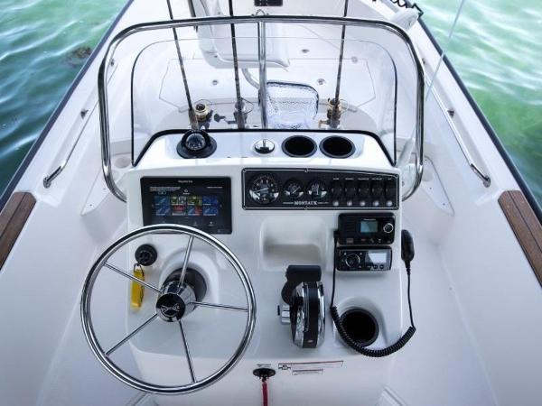 2021 Boston Whaler boat for sale, model of the boat is 170 Montauk & Image # 79 of 86