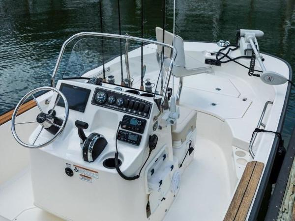 2021 Boston Whaler boat for sale, model of the boat is 170 Montauk & Image # 85 of 86