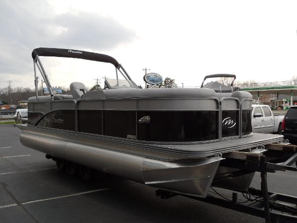2021 Manitou boat for sale, model of the boat is RF 23 Oasis VP & Image # 13 of 32
