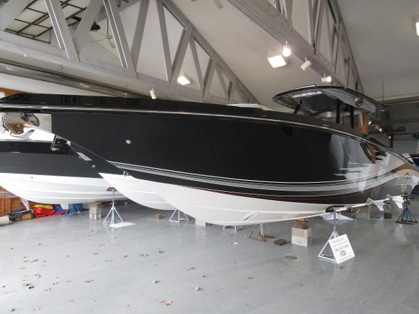 2021 Fountain boat for sale, model of the boat is 38SC & Image # 2 of 49