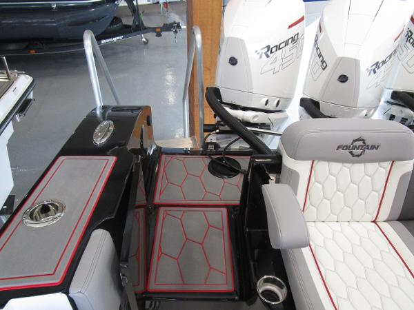 2021 Fountain boat for sale, model of the boat is 38SC & Image # 10 of 49