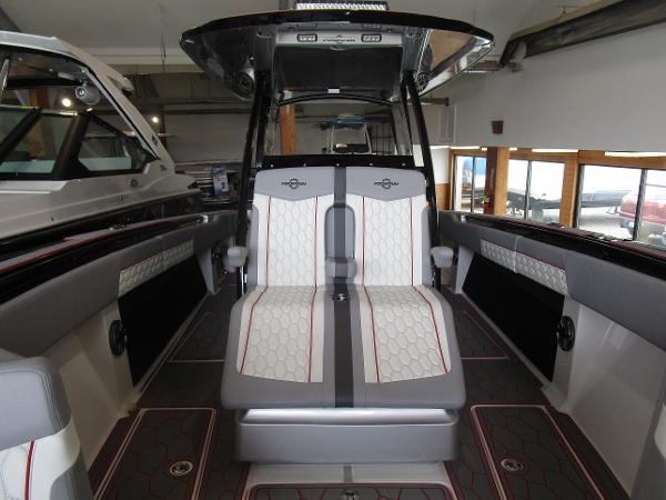 2021 Fountain boat for sale, model of the boat is 38SC & Image # 30 of 49