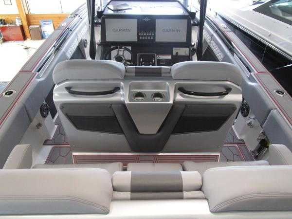 2021 Fountain boat for sale, model of the boat is 38SC & Image # 43 of 49