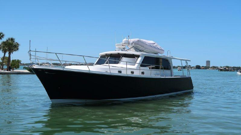 Picture Of:  46' Shannon Defiance 2013Yacht For Sale | 3 of 47