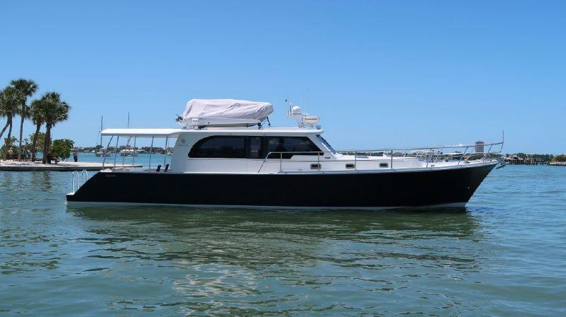 Picture Of:  46' Shannon Defiance 2013Yacht For Sale | 47
