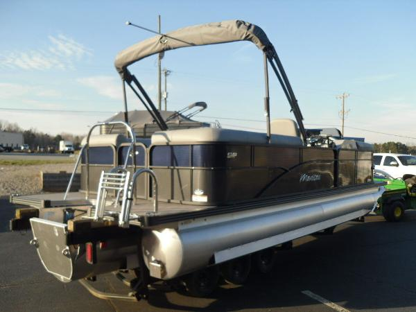 2021 Manitou boat for sale, model of the boat is RF 23 Oasis SHP 373 & Image # 21 of 34