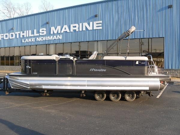 2021 Manitou boat for sale, model of the boat is RF 23 Oasis SHP 373 & Image # 1 of 34