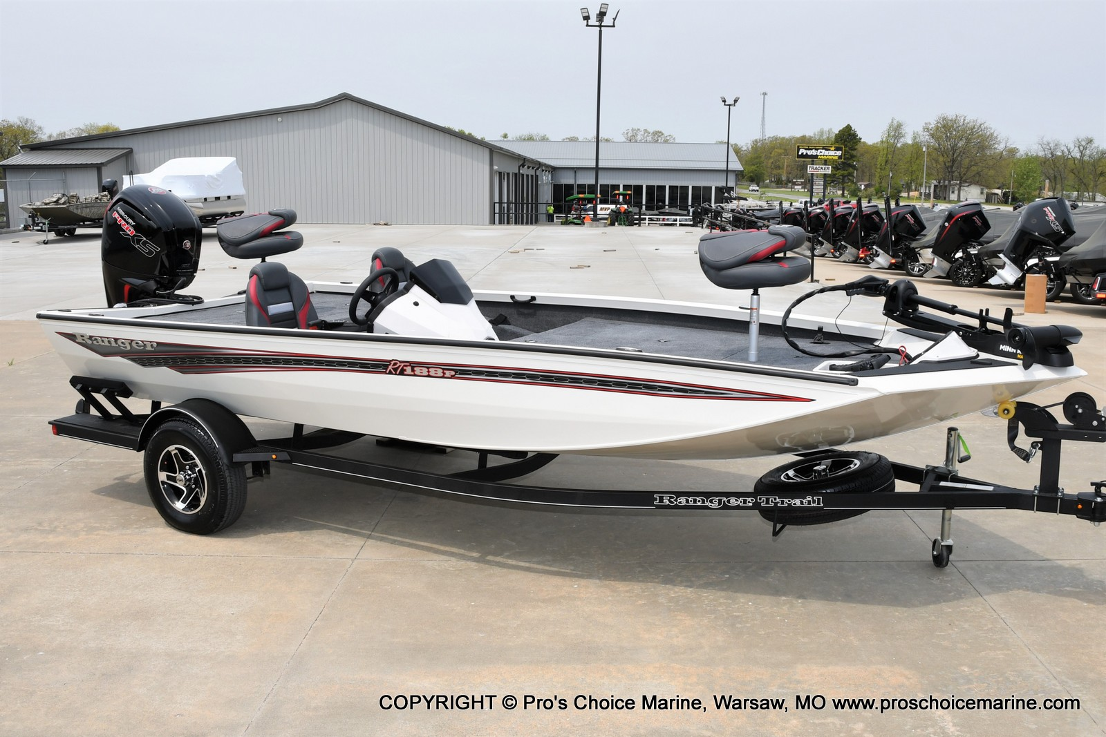 2021 Ranger Boats boat for sale, model of the boat is RT188P & Image # 42 of 50