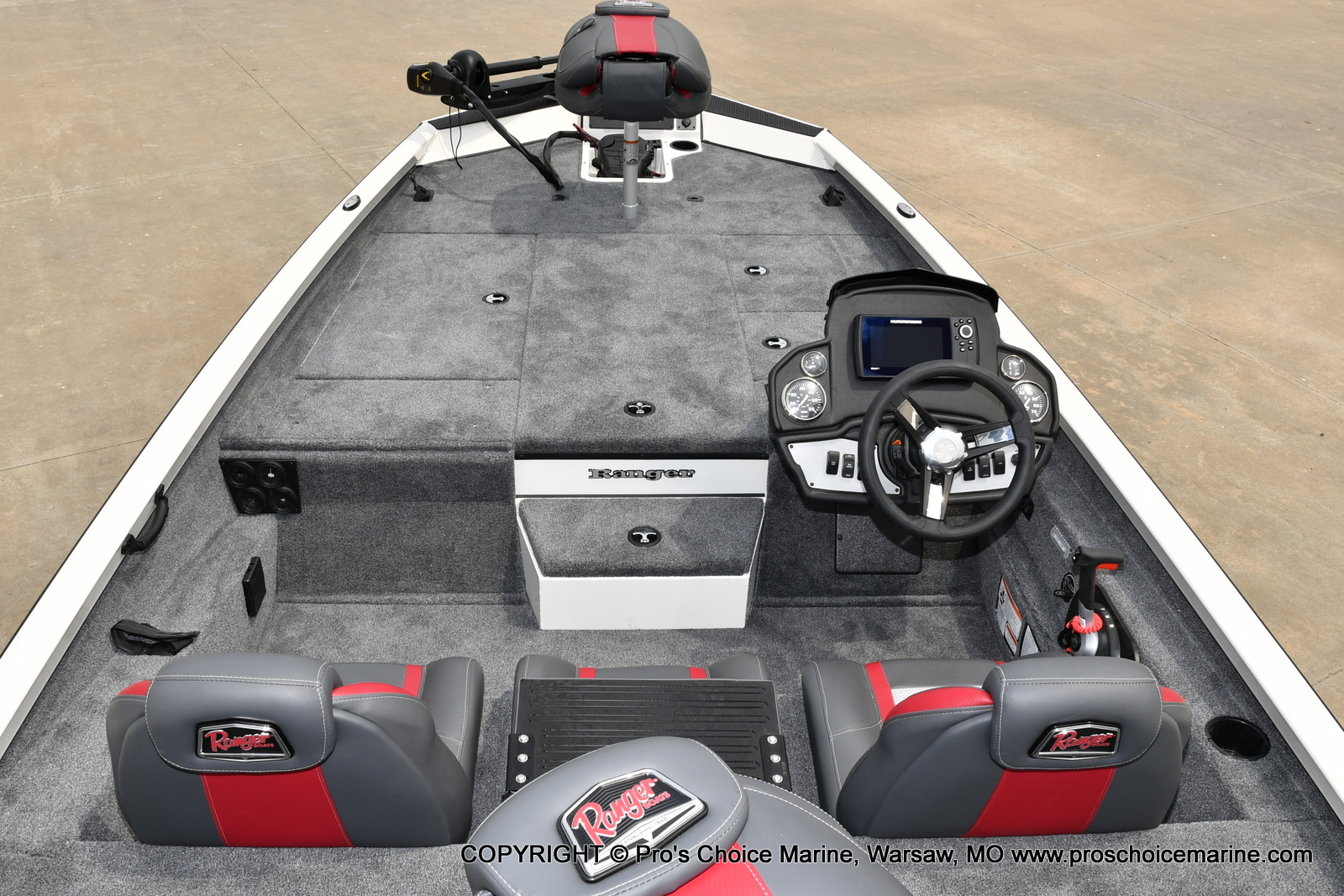 2021 Ranger Boats boat for sale, model of the boat is RT188P & Image # 50 of 50