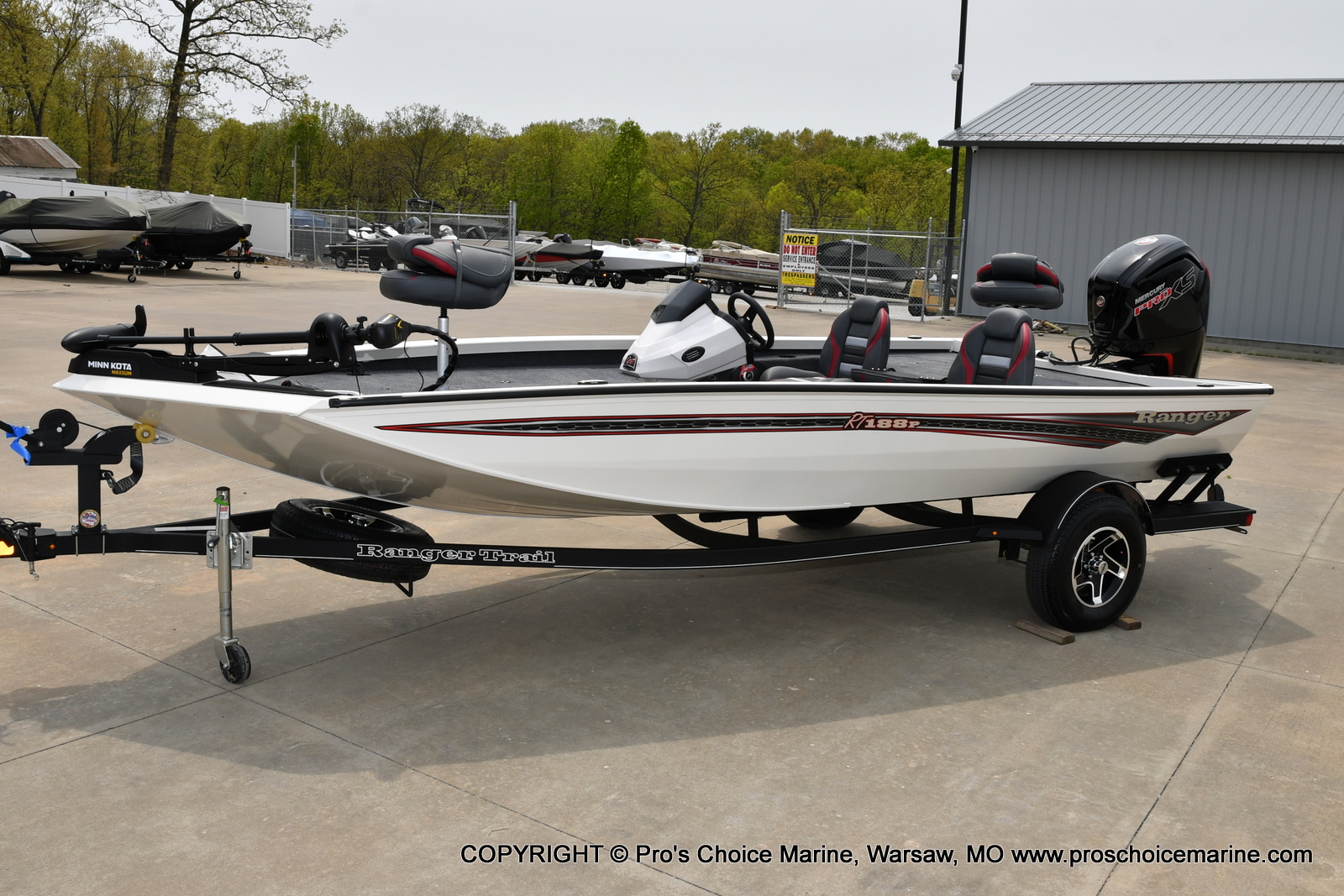 2021 Ranger Boats boat for sale, model of the boat is RT188P & Image # 3 of 50