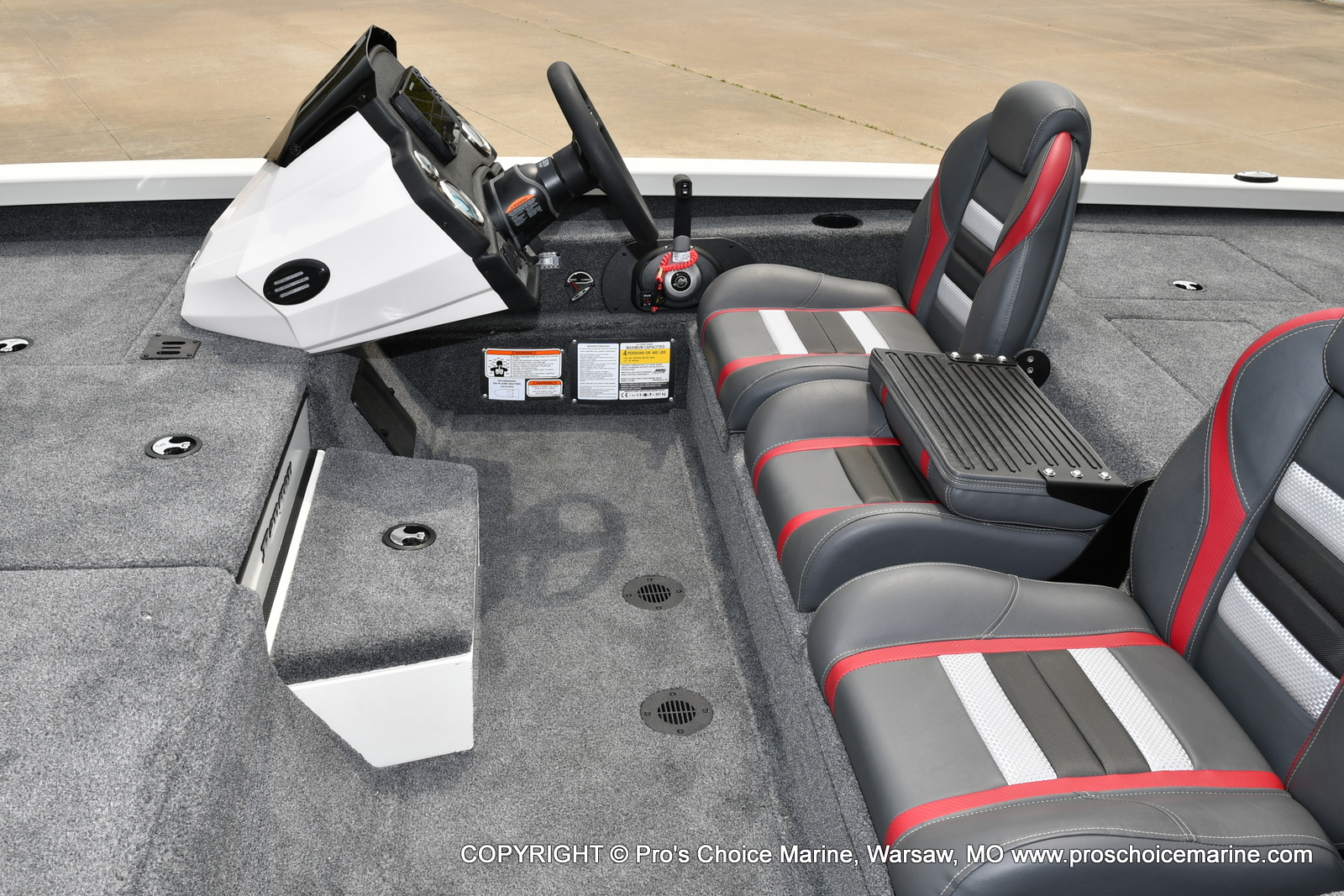 2021 Ranger Boats boat for sale, model of the boat is RT188P & Image # 7 of 50
