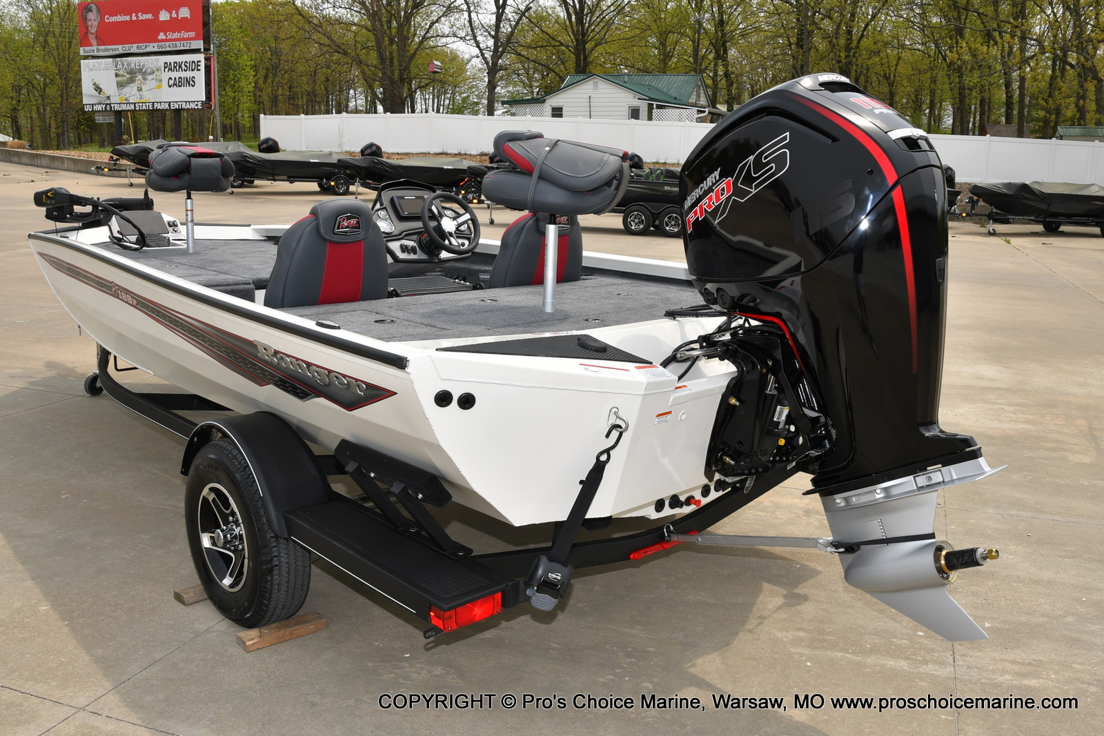2021 Ranger Boats boat for sale, model of the boat is RT188P & Image # 31 of 50