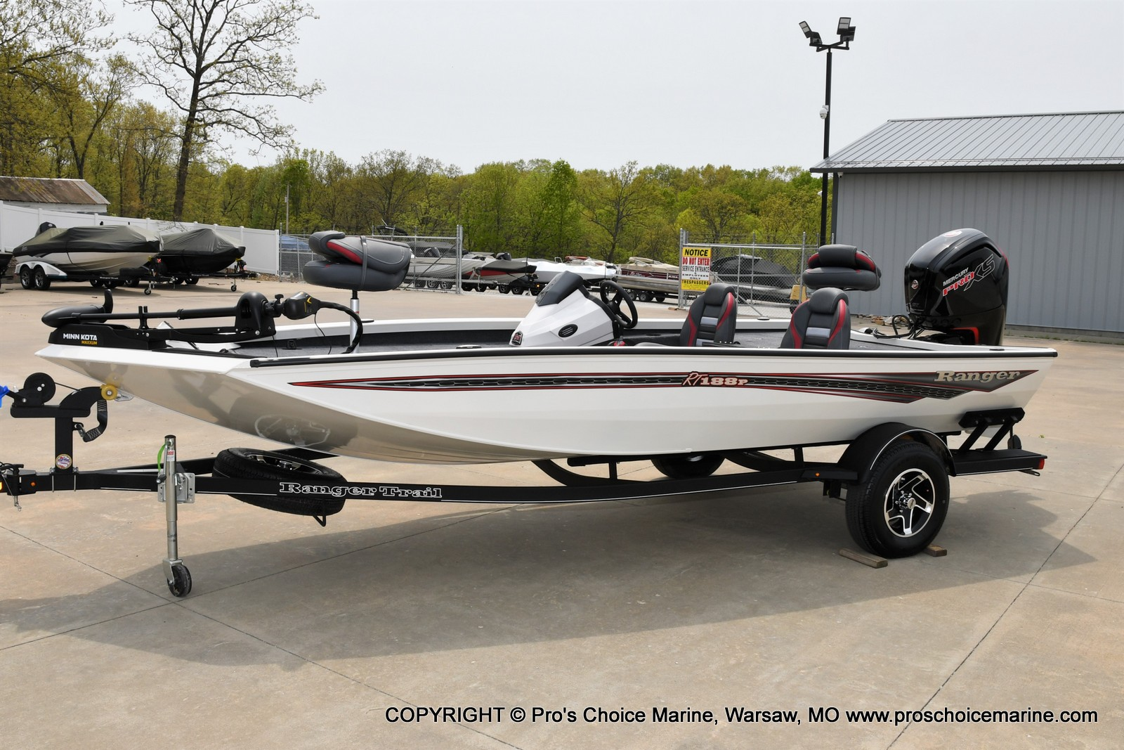 2021 Ranger Boats boat for sale, model of the boat is RT188P & Image # 32 of 50