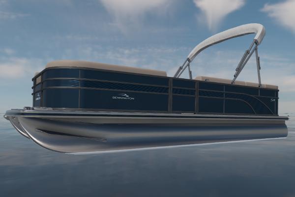 2022 Bennington 21 SLX thumbnail