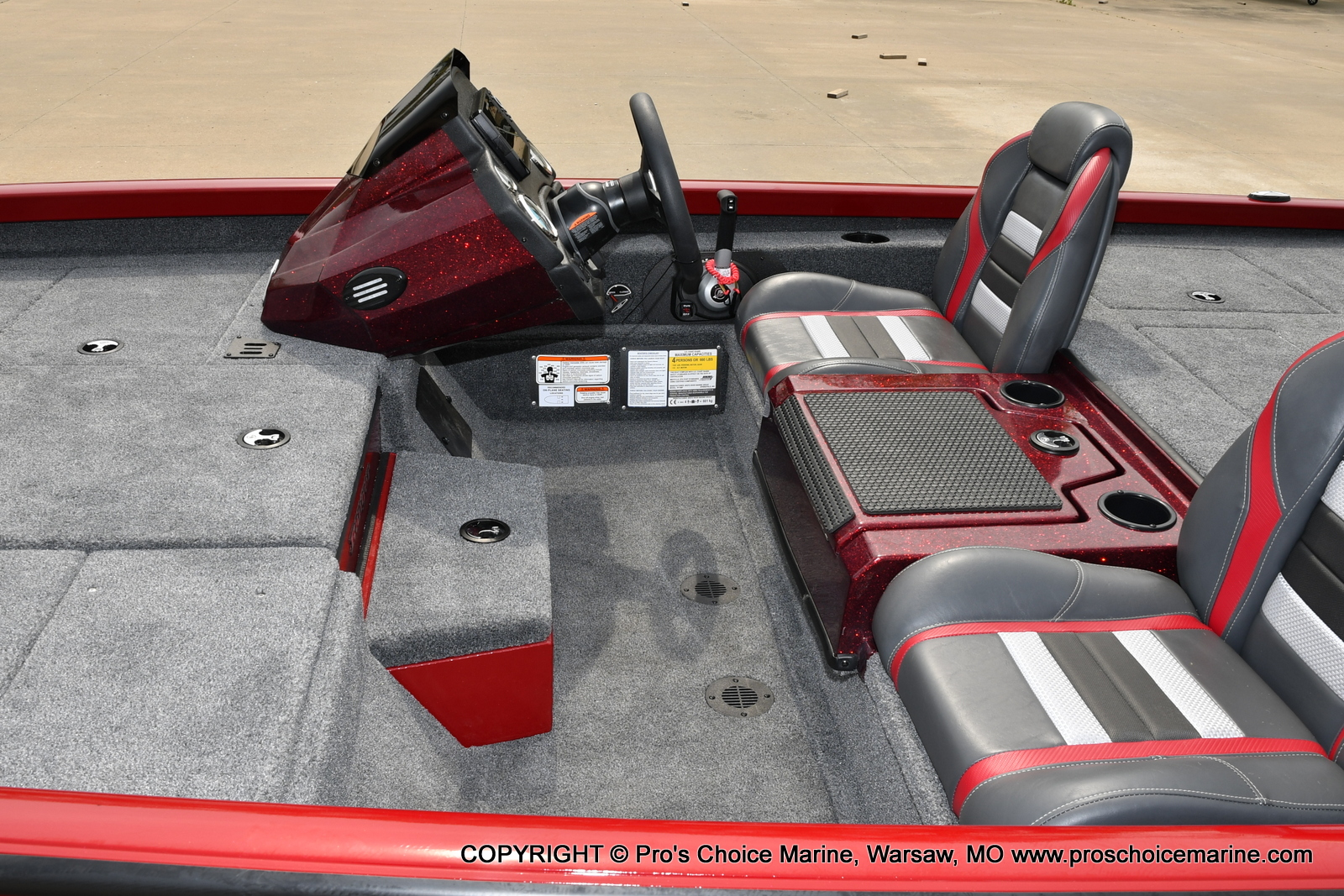 2021 Ranger Boats boat for sale, model of the boat is RT188P w/115HP Pro-XS Command Thrust & Image # 13 of 50