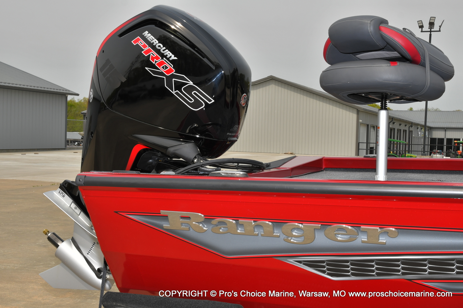 2021 Ranger Boats boat for sale, model of the boat is RT188P w/115HP Pro-XS Command Thrust & Image # 20 of 50