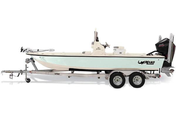 2020 Mako boat for sale, model of the boat is 21 LTS Guide Pkg & Image # 3 of 61