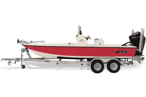 2020 Mako boat for sale, model of the boat is 21 LTS Guide Pkg & Image # 5 of 61