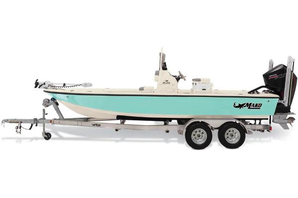 2020 Mako boat for sale, model of the boat is 21 LTS Guide Pkg & Image # 6 of 61