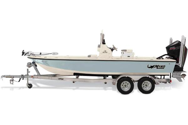 2020 Mako boat for sale, model of the boat is 21 LTS Guide Pkg & Image # 8 of 61