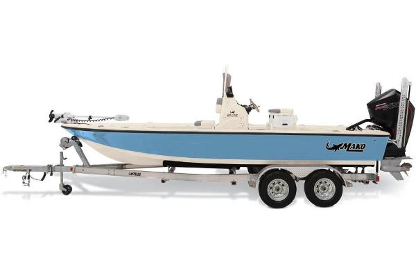 2020 Mako boat for sale, model of the boat is 21 LTS Guide Pkg & Image # 9 of 61