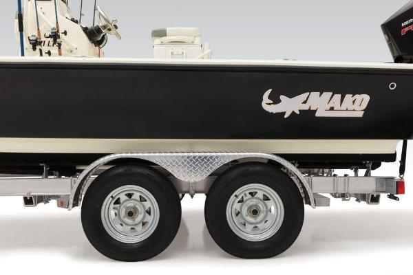 2020 Mako boat for sale, model of the boat is 21 LTS Guide Pkg & Image # 55 of 61