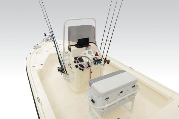 2020 Mako boat for sale, model of the boat is 21 LTS Guide Pkg & Image # 25 of 61