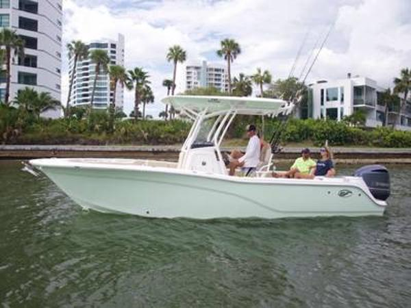 2021 Sea Fox boat for sale, model of the boat is 248 Commander & Image # 1 of 1