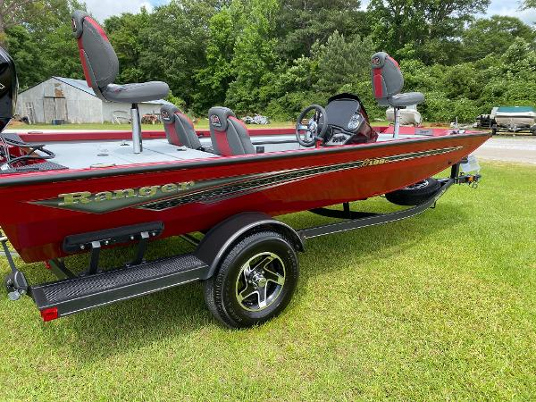 2021 Ranger Boats boat for sale, model of the boat is RT188C & Image # 5 of 30