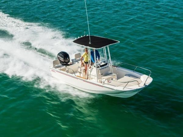 2021 Boston Whaler boat for sale, model of the boat is 190 Montauk & Image # 6 of 46