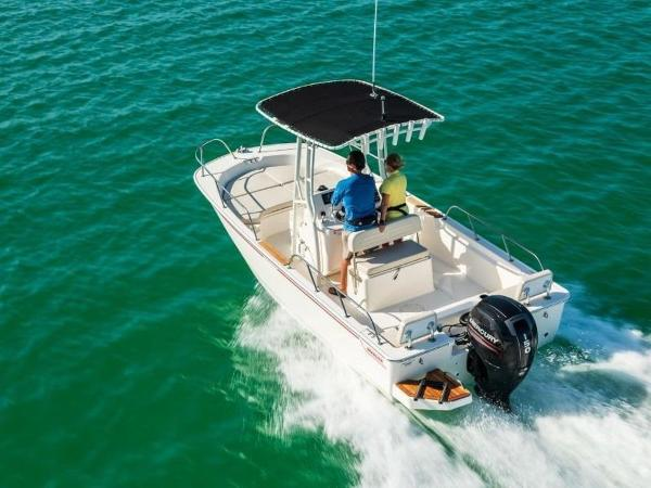 2021 Boston Whaler boat for sale, model of the boat is 190 Montauk & Image # 7 of 46