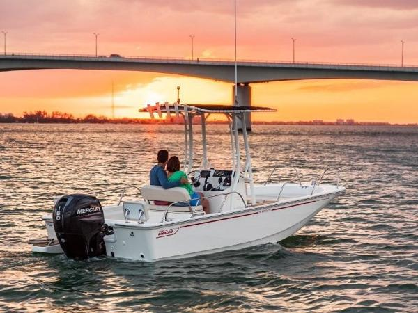 2021 Boston Whaler boat for sale, model of the boat is 190 Montauk & Image # 8 of 46