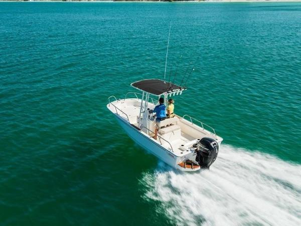 2021 Boston Whaler boat for sale, model of the boat is 190 Montauk & Image # 10 of 46
