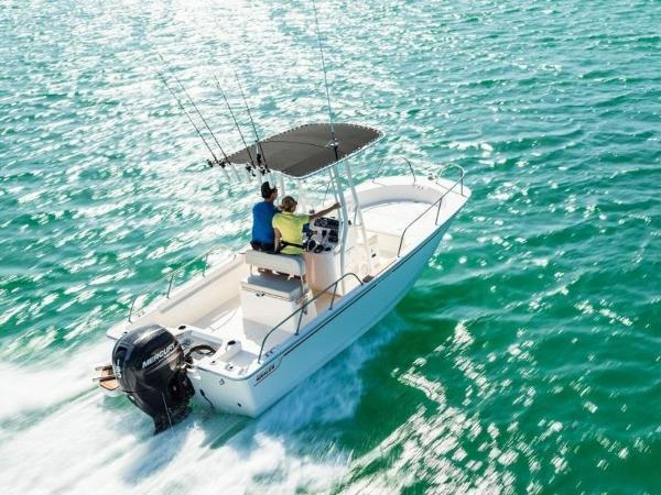 2021 Boston Whaler boat for sale, model of the boat is 190 Montauk & Image # 11 of 46