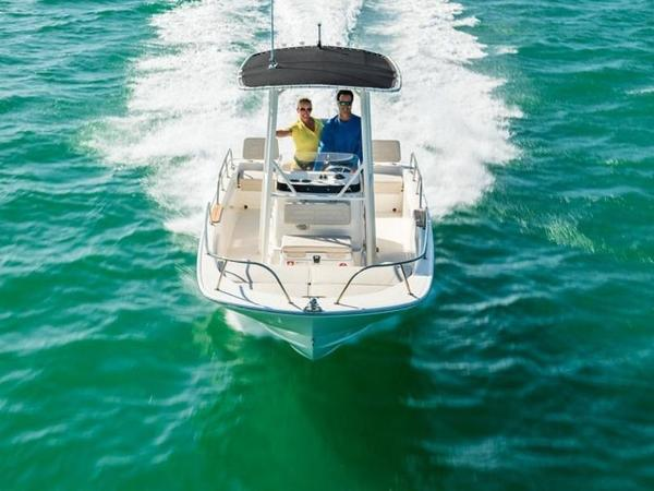 2021 Boston Whaler boat for sale, model of the boat is 190 Montauk & Image # 16 of 46
