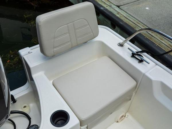 2021 Boston Whaler boat for sale, model of the boat is 190 Montauk & Image # 18 of 46