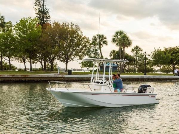 2021 Boston Whaler boat for sale, model of the boat is 190 Montauk & Image # 27 of 46