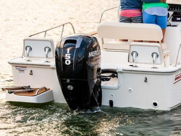 2021 Boston Whaler boat for sale, model of the boat is 190 Montauk & Image # 35 of 46
