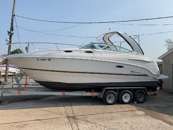 2004 Chaparral 270 Signature Cruiser