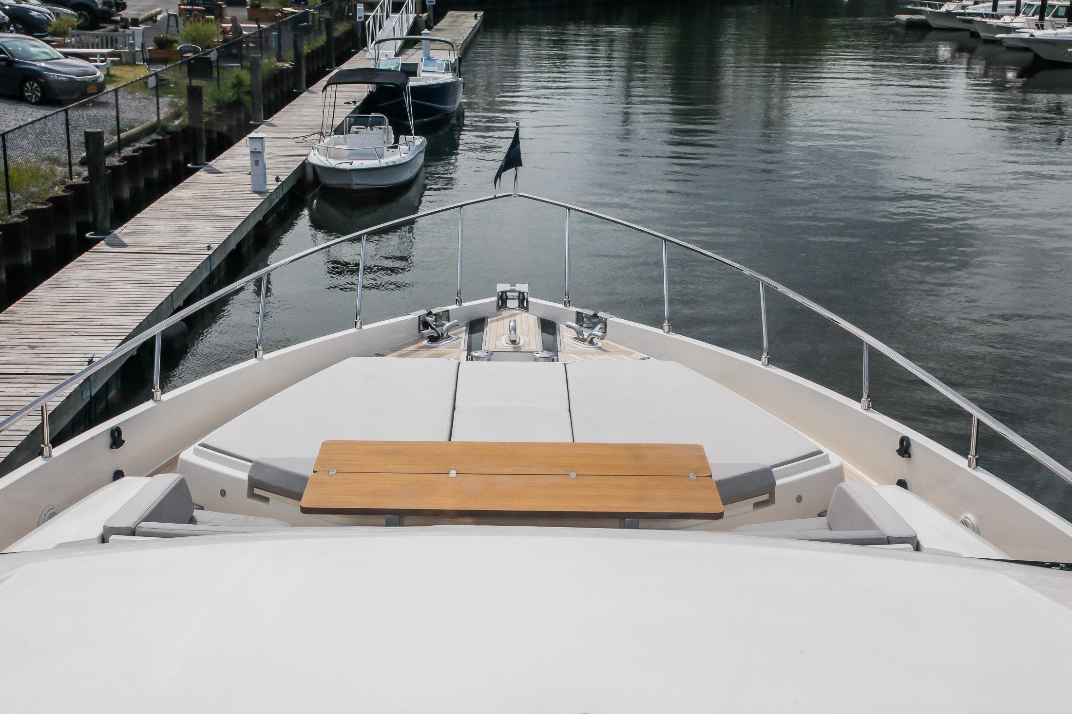 Forward Deck