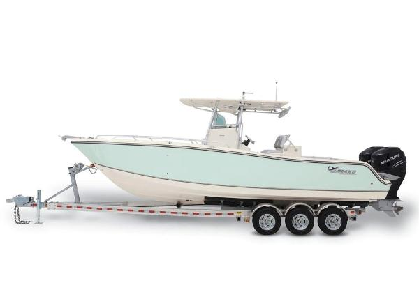 2020 Mako boat for sale, model of the boat is 284 CC & Image # 17 of 84