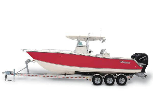 2020 Mako boat for sale, model of the boat is 284 CC & Image # 18 of 84