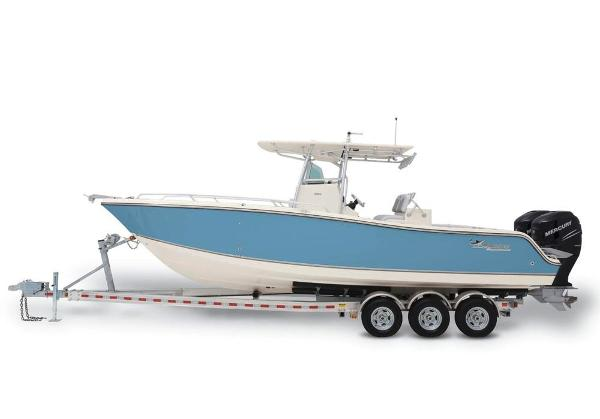 2020 Mako boat for sale, model of the boat is 284 CC & Image # 23 of 84